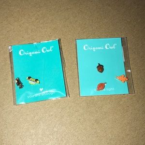 Origami owl charms lot